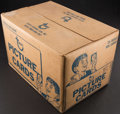 Baseball Cards:Unopened Packs/Display Boxes, 1981 Topps Baseball Vending Case (24/500). ...