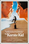 "Movie Posters:Sports, The Karate Kid & Others Lot (Columbia, 1984). One Sheets (4) (27"" X 41""). Sports.. ... (Total: 4 Items)"