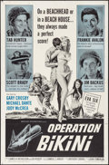 "Movie Posters:War, Operation Bikini & Other Lot (American International, 1963). One Sheets (2) (27"" X 41""). War.. ... (Total: 2 Items)"