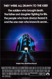"""The Keep & Others Lot (Paramount, 1983). One Sheets (3) (27"""" X 41""""). Horror. ... (Total: 3 Items)"""