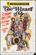 """Movie Posters:Fantasy, The Wizard of Oz (MGM, R-1970). One Sheet (27"""" X 41"""") Children'sMatinee Style. Fantasy.. ..."""