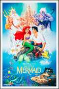 "Movie Posters:Animation, The Little Mermaid (Buena Vista, 1989). One Sheet (27"" X 41"") DS.Animation.. ..."