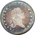 Early Half Dollars, 1794 50C O-101, T-7, High R.3, VG8 PCGS....
