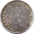 Early Half Dollars, 1794 50C O-105, T-3, R.5 -- Improperly Cleaned -- NCS Genuine. FineDetails....