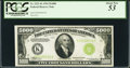 Small Size:Federal Reserve Notes, Fr. 2221-K $5,000 1934 Federal Reserve Note. PCGS About New 53.. ...