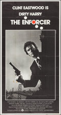 "Movie Posters:Crime, The Enforcer (Warner Brothers, 1977). Three Sheet (40.5"" X 77"").Crime.. ..."