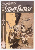 Golden Age (1938-1955):Science Fiction, Weird Science-Fantasy #29 (EC, 1955) Condition: Apparent VG-....