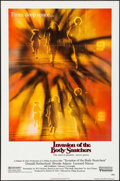 "Movie Posters:Science Fiction, Invasion of the Body Snatchers (United Artists, 1978). One Sheet (27"" X 41""), Mini Lobby Card Set of 8 (8"" X 10""), & Photos ... (Total: 11 Items)"