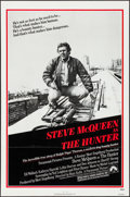 """Movie Posters:Action, The Hunter (Paramount, 1980). One Sheet (27"""" X 41""""), Mini LobbyCard Set of 8 (8"""" X 10""""), & Photos (10) (8"""" X 10""""). Action....(Total: 19 Items)"""