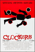 "Movie Posters:Crime, Clockers (Universal, 1995). Autographed One Sheet (27"" X 41"").Crime.. ..."