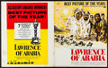 "Movie Posters:Academy Award Winners, Lawrence of Arabia (Columbia, 1962). Uncut Pressbook (20 Pages, 14""X 17.5""). Academy Award Winners.. ..."
