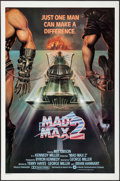 "Movie Posters:Science Fiction, Mad Max 2: The Road Warrior (Warner Brothers, 1982). InternationalOne Sheet (27"" X 41""). Science Fiction.. ..."