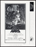"Movie Posters:Science Fiction, Star Wars (20th Century Fox, 1977). Uncut Pressbook (19 Pages, 8.5""X 11""). Science Fiction.. ..."