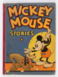 Platinum Age (1897-1937):Miscellaneous, Mickey Mouse Stories #2 (David McKay Publications, 1934) Condition:VG+....