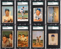 Baseball Cards:Lots, 1949 - 1955 Bowman and Bell Brand Baseball Collection (85). ...