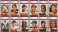Baseball Cards:Sets, 1953 Topps Baseball Complete Set (274) Plus Extras. ...