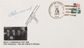 Autographs:Celebrities, Soyuz 9 Crew-Signed Cover Directly from the Family Collection ofAstronaut Richard Gordon. ...