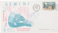 Explorers:Space Exploration, John Young Signed Gemini 3 Launch Cover Directly from the FamilyCollection of Astronaut Richard Gordon. ...