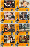 "Movie Posters:Action, Billy Jack (Warner Brothers, R-1973). Lobby Card Set of 8 (11"" X14""). Action.. ... (Total: 8 Items)"