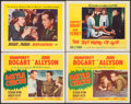 "Movie Posters:War, Battle Circus & Others Lot (MGM, 1953). Lobby Cards (4) (11"" X14""). War.. ... (Total: 4 Items)"