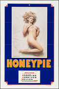"""Movie Posters:Adult, Honey Pie (Ded Films, 1976). Identical Flat Folded One Sheets (21) (27"""" X 41""""). Adult.. ... (Total: 21 Items)"""