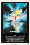 "Movie Posters:Action, Superman the Movie (Warner Brothers, 1978). One Sheet (27"" X 41""). Action.. ..."