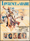 "Movie Posters:Academy Award Winners, Lawrence of Arabia (Columbia, 1963). French Petite (15.5"" X 20.75""). Academy Award Winners.. ..."