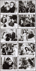 "Movie Posters:Academy Award Winners, Gone with the Wind (MGM, R-1974). Photos (24) (8"" X 10""). AcademyAward Winners.. ... (Total: 24 Items)"
