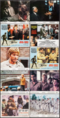 """Movie Posters:War, The Guns of Navarone & Others Lot (Columbia, R-1966). LobbyCards (16) (11"""" X 14""""), Mini Lobby Cards (2) (8"""" x 10""""), Color P...(Total: 41 Items)"""
