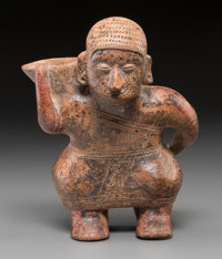 A Colima Standing Figure