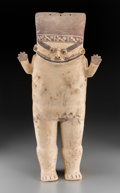 Pre-Columbian:Ceramics, A Large Chancay Figure, Cuchimilco...