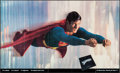 "Movie Posters:Action, Superman the Movie (Warner Brothers, 1978). Soundtrack Poster (36"" X 60""). Action.. ..."