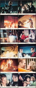 "Movie Posters:Action, The Towering Inferno (20th Century Fox, 1974). Deluxe Mini Lobby Card Set of 24 (8"" X 10""). Action.. ... (Total: 24 Items)"