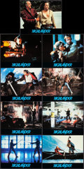 """Movie Posters:Fantasy, Highlander & Other Lot (Thorn EMI, 1986). French Color Photos(14) (9.5"""" X 11.75) & French Grande (45"""" X 61""""). Fantasy.. ...(Total: 15 Items)"""