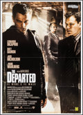 "Movie Posters:Crime, The Departed (Medusa, 2006). Italian 2 - Fogli (39.25"" X 55.25"").Crime.. ..."