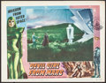 """Movie Posters:Science Fiction, Devil Girl from Mars (Spartan, 1955). Lobby Card (11"""" X 14"""").Science Fiction.. ..."""