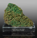 Minerals:Cabinet Specimens, Pyromorphite with Malachite. Brown's Prospect. RumJungle, Batchelor. Coomalie Shire, Northern Territory.Aust... (Total: 2 Items)