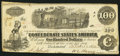 Confederate Notes:1862 Issues, T40 $100 1862 PF-1 Cr. 300.. ...