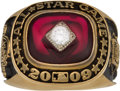 Baseball Collectibles:Others, 2009 Major League Baseball All-Star Game Ring....