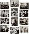 "Movie/TV Memorabilia:Photos, A Dick Powell Personally-Owned Photo Album from ""Gold Diggers of1933.""..."