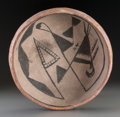 American Indian Art:Pottery, A Gila Polychrome Bowl...