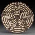 American Indian Art:Baskets, A Contemporary Papago Tray...