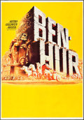 "Movie Posters:Academy Award Winners, Ben-Hur (MGM, 1959). Poster (40"" X 60""). Academy Award Winners....."