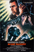 "Movie Posters:Science Fiction, Blade Runner (Warner Brothers, 1982). One Sheet (27"" X 41""). Science Fiction.. ..."