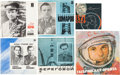 Explorers:Space Exploration, Soviet Vintage Space-Related Vinyl Recordings, Collection of Six....