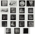 Explorers:Space Exploration, NASA Mariner 4: Group of Nineteen Original Official Photographs ofthe Planet Mars....