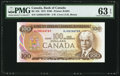 Canadian Currency: , BC-52b $100 1975. ...