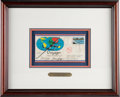 Transportation:Aviation, [Aviation] Crew-Signed Cover Flown on Voyager, the FirstNon-Stop Around the World Flight, #...