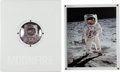 Explorers:Space Exploration, Moonfire: The Epic Journey of Apollo 11 Limited Edition Bookin Original Case with Signed and Numbered Framed Photo of...