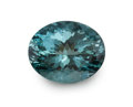 Gems:Faceted, Gemstone: Blue Apatite - 32.35 Cts.. Madagascar. ...